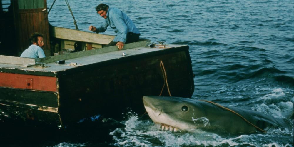 'Jaws' Movie Stills