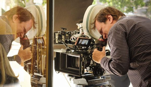 Tarantino sur Once Upon a time in Hollywood.